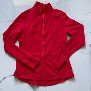 Lululemon red define jacket